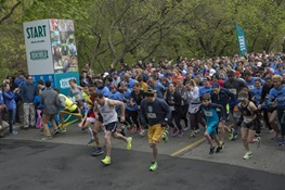 THINK SPRING! It's Time to Register and Get Ready for the 9th Annual WCS Run for the Wild