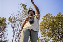 WCS Field Conservationist Nominated for Tusk Award for Conservation in Africa
