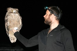 Dr. Jonathan Slaght to be Honored for Work to Conserve Blakiston's Fish Owl