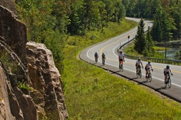 August 26 - Scenes from Cycle Adirondacks- Amazing Video and Photos From the Road