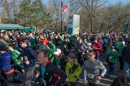 April 25 - Seventh Annual WCS Run for the Wild at the WCS Bronx Zoo