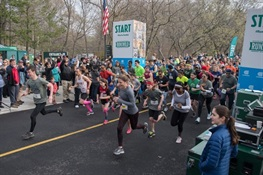 "11th Annual ""WCS Run for the Wild"" at the Bronx Zoo"