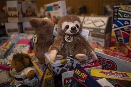 Bronx Borough President Ruben Diaz Jr. To Distribute Toys to Veterans' Families at Bronx Zoo