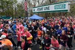 WCS To Hold 7th Annual WCS Run for the Wild tm At the Bronx Zoo