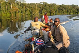 A Tribute to WCS's Omer Omari Ilambu, Hugely Respected Congolese Conservationist