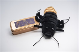 For Valentine's Day: The Original 'Name-a-Roach' Returns for 10th Year