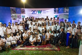 WCS Cambodia Marks 20 Years of Wildlife Conservation Successes