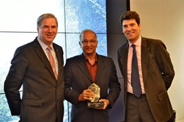 Dr. Ullas Karanth Honored Upon Retirement from WCS