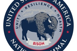 The new National Mammal gets its day in the sun: National Bison Day is Sat. Nov 5th