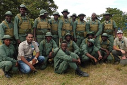 New Wildlife Defenders Graduate in Tanzania