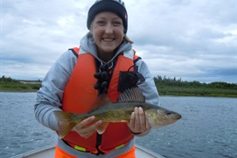 Newswise: Mercury in Northern Ontario Fish