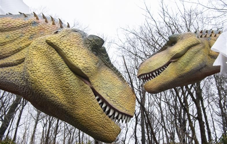 Media Preview Dinosaur Safari At The Bronx Zoo April 11 Newsroom